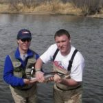 Colorado River Fishing Trip